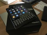 Blackberry Passport 32Gb NEW UNLOCKED