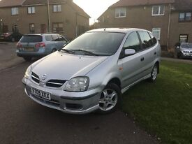 PRICE DROPPED.....2005 NISSAN ALMERA TINO 1.8...1 OWNER FROM NEW