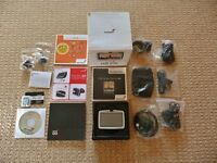 tomtom Go 510 Sat Nav and Accessories Portable In-Car GPS Switches on but not Working Spares Parts
