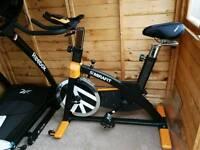 Mirafit Pro II Cardio Exercise Bike