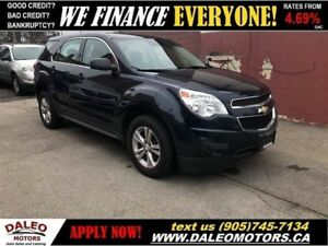 2015 Chevrolet Equinox LS| BLUETOOTH| VOICE COMMAND| HEATED MIRR
