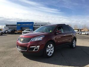 2016 Chevrolet Traverse LT - AWD, Sun, Heated Seats, Accident Fr