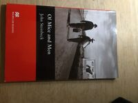 Of Mice and Men by Jhon Steinbeck ( Macmillan Readers)