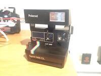 Original Polaroid Spirit 600 CL