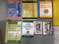 British Horse Society Stage 1 Course Books & DVD's