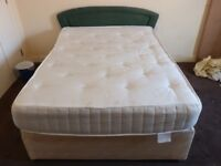Memory foam, double bed