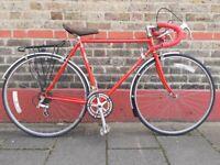 Vintage falcon Oxford Reynolds 501 racer bike