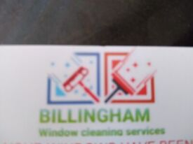 WINDOW CLEANING ROUND MIDDLESBROUGH