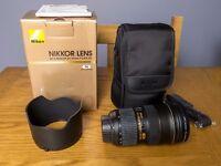Nikon (Nikkor) 24-70 f/2.8g ED Lens