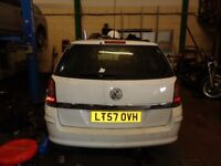 Vauxhall Astra Van 2008 Breaking all parts