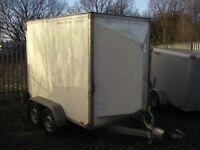 Trailer , tow a van double axle