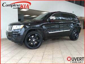 2011 Jeep Grand Cherokee Limited 5.7L V8 CUIR TOIT PANO NAV 4X4