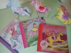 Princess Evies ponies books