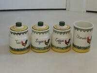 Price Kensington storage jars