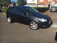 Volkswagen polo match 80 2008 low millig