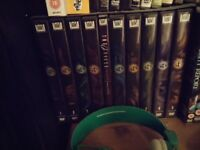 X-FILES - THE COMPLETE COLLECTOR'S EDITION (DVD) Box Set Season 1-9 + The Movie