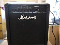 Marshall 60w Guitar Amp