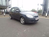 Skoda roomster automatic low milage