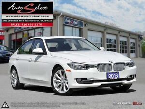 2013 BMW 320i xDrive AWD ONLY 111K! **CLEAN CARPROOF** MODERN...