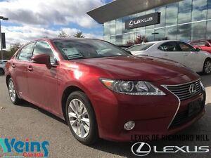 2013 Lexus ES 300h NAVIGATION PKG*1 OWNER*