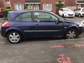 Renault Megane Spare and Repairs Non Runner