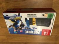 Nintendo switch fortnite console - New