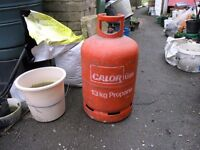Calor Gas Bottle Red Propane Weymoutrh