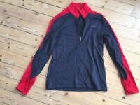 Icebreaker merino wool jersey (ladies, M)