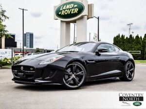 2017 Jaguar F-Type 380HP Rear Wheel Drive
