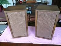 Bozak Vintage B201 Sonora Speakers