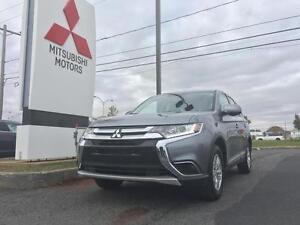 2016 Mitsubishi OUTLANDER ES AWC*10 ans garantie*76$/sem