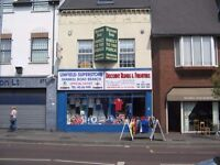 TO LET - EXCELLENT SHOP UNIT - 269 Shankill Road, Belfast, BT13 1FT