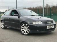 2003 AUDI A3 1.8 QUATTRO SPORT * PETROL *SPORTY *LEATHERS * RARE CAR! * ALLOYS * MOT *P/X * DELIVERY