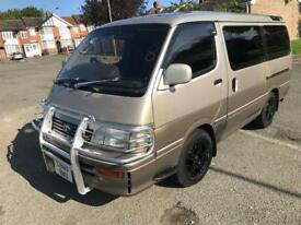 TOYOTA HIACE 7 SEATER VAN 3.0LT LIMITED EDITION ****