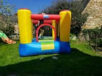 Bouncy castle. Mint condition.