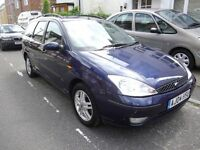 FORD FOCUS 1.6 ESTATE ZETEC 2004