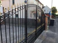 CF FABRICATIONS Gates and railings