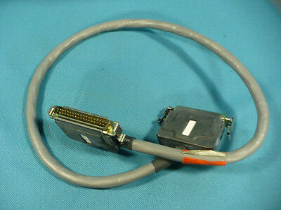 Hurco Bmc-50 Cnc Mill Computer Connection Cable Alpha Wire Pn 5199