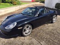 2003 Porsche Boxster 2.7