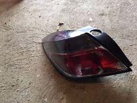 Astra mk5 3door rear lights