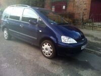FOR SALE FORD GALAXY 1.9 TDI 7 SEATER QUIK SALE