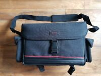 Optrex Large DSLR Camera Bag. Black. Very good condition