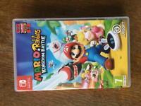 Mario and Rabbids Battle Kingdom Nintendo Switch Game