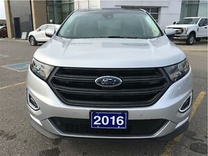 2016 Ford Edge Sport. collision warning, nav, roof