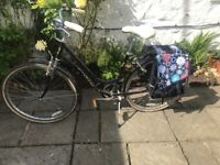Ladies Hybrid Traditional Bike, 26 Wheel, Ready to ride today £120