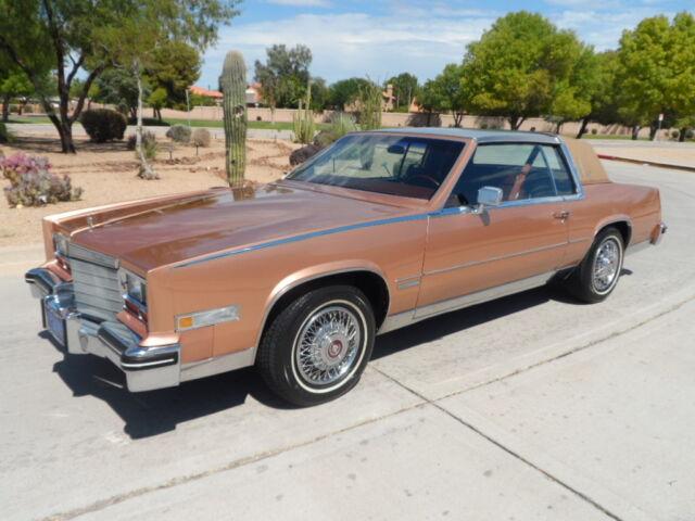 Image 1 of Cadillac: Eldorado BIARRITZ…