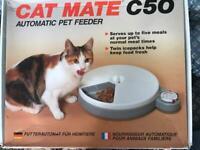 Cat Mate Automatic Pet Feeder