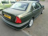 Rover 1.6 Automatic 38,000 miles