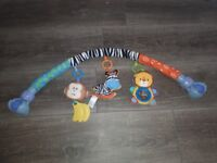 Baby toy arch