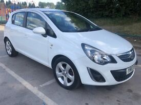 2013 VAUXHALL CORSA SXI 1.3 DIESEL ECOFLEX**LADY OWNER**FULL YEAR MOT**IMMACULATE CONDITION**AIR CON